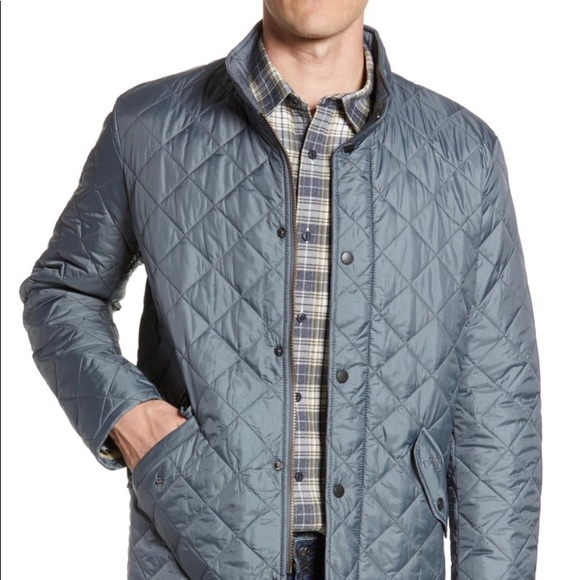 Barbour Other - Barbour grey quilted Jacket